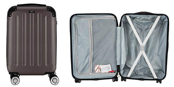 trolley de cabina con las medidas aptas para todas las aerolíneas resistente oferta