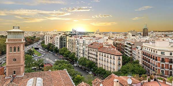 visitar Madrid presupuesto low cost