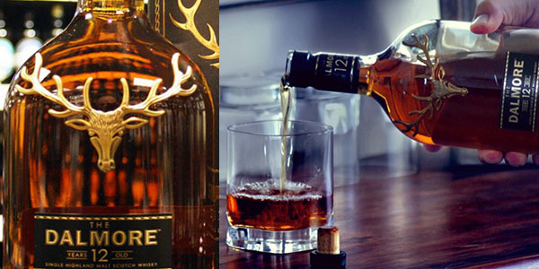 Whisky de malta escocés The Dalmore de 12 años (700 ml) barato