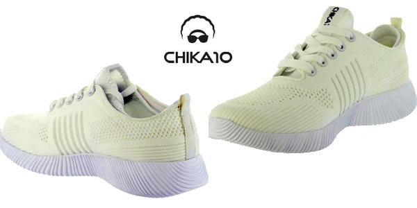 Zapatillas Chika10 Ichia 02 para mujer chollo en eBay