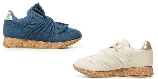 zapatillas Chika10 New Saray 06 de diseño versátil baratas