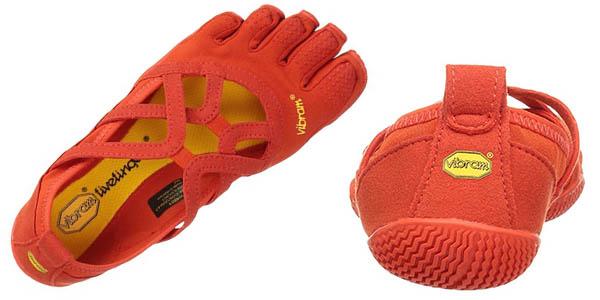 zapatillas cómodas Vibram Fivefingers para deportes de interior en oferta
