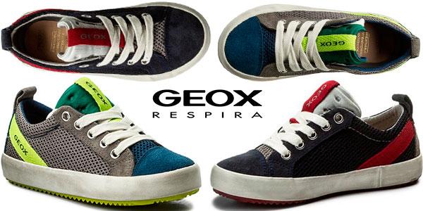 Zapatillas infantiles unisex Geox Jr Alonisso B baratas