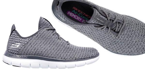 zapatillas para mujer Skechers Flex Appeal 2.0-Bold oferta