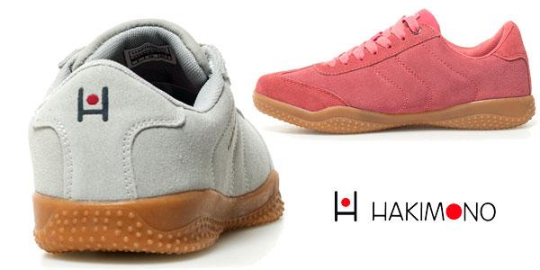 Zapatillas de piel Hakimono Nami para mujer chollo en eBay