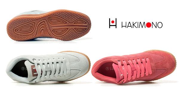Zapatillas de piel Hakimono Nami para mujer chollazo en eBay