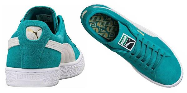 zapatillas Puma Suede Classic+ en oferta