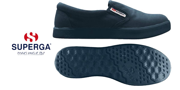 Zapatillas sin cordones Superga Mocassini Slip On 4498 en varios colores para mujer chollazo en eBay