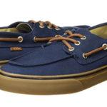 Zapatillas Vans Chauffeur SF para hombre en color azul baratas en Amazon