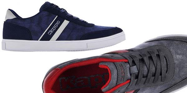 zapatillas versátiles para hombre Kappa Scarpe Gisa en oferta