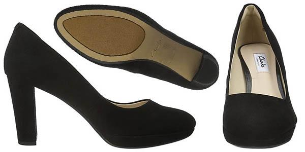 zapatos de tacón Clarks Kendra Sienna en oferta