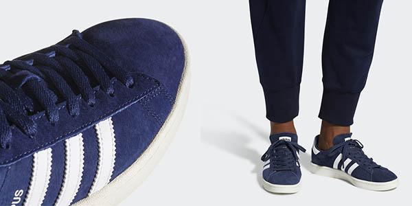 Adidas Campus zapatillas unisex chollo