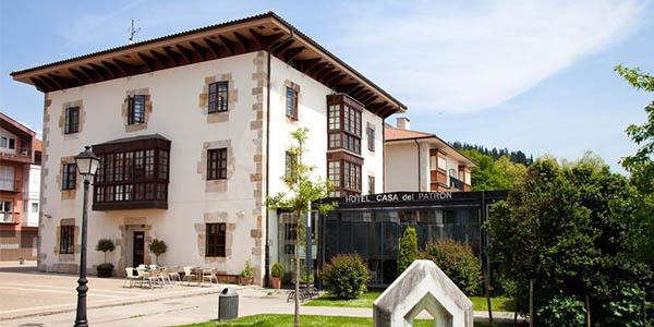 alojamiento rural en el País Vasco chollo