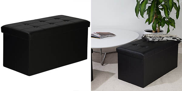 banco de almacenaje para casa con función de asiento oferta