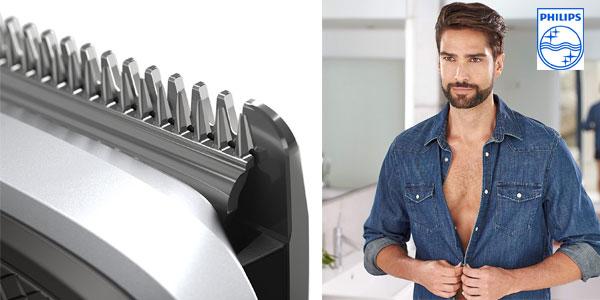 Barbero recargable de precisión Philips MG5740/15 con 12 accesorios chollazo en Amazon