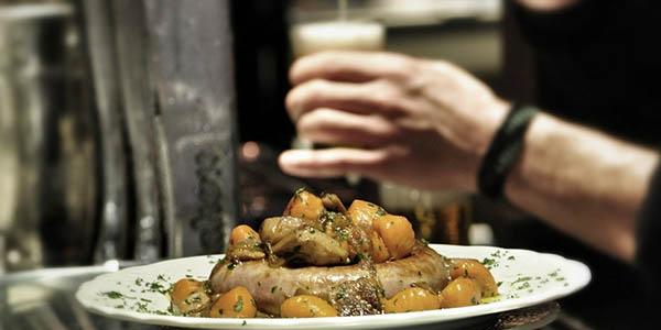 bares y restaurantes baratos en Madrid