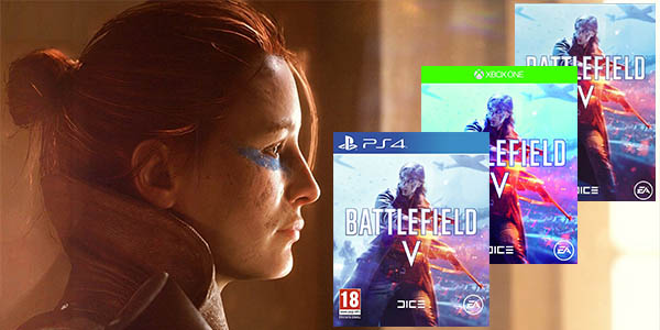 Battlefield V (Battlefield 5) para PS4, Xbox One o PC Origin