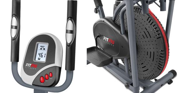 Bicicleta elíptica multifunción Fitfiu ORB2600S chollo en eBay
