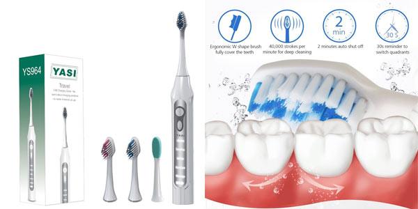 Cepillo de dientes sónico Smart Timer económico en Amazon