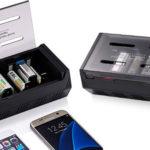 Chollo Cargador de pilas EBL 908 con USB