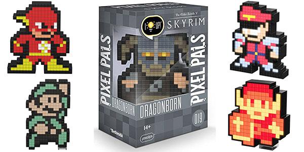 Chollo Figuras Pixel Pals de personajes de videojuegos