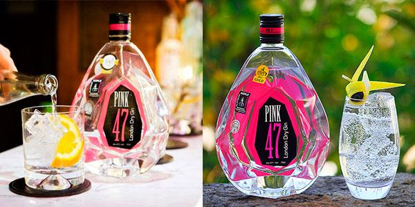 Chollo Ginebra Pink 47 de 700 ml barata