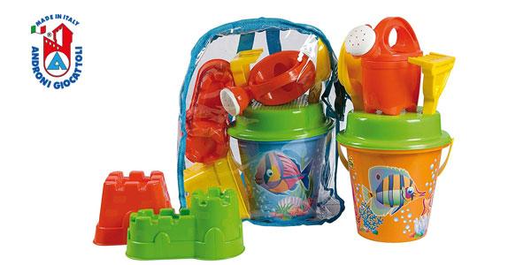 Set de juguetes de playa Androni Giocattoli baratos en Amazon