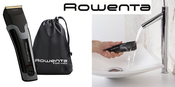 cortapelos Rowenta Wet&Dry barato