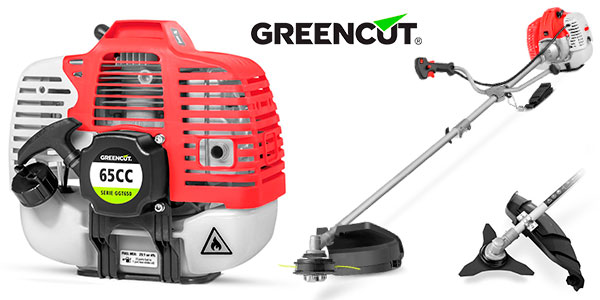 Desbrozadora GreencutGGT650 de gasolina barata