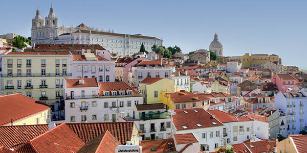 escapada Lisboa road trip barata
