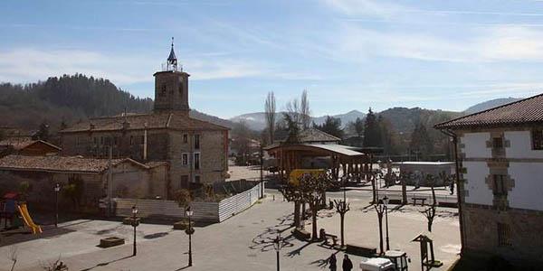 escapada a Murguía en el País Vasco barata junio 2018