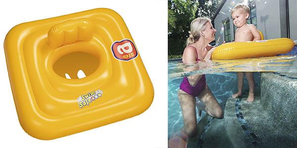 flotador seguro para piscina y playa para bebés barato