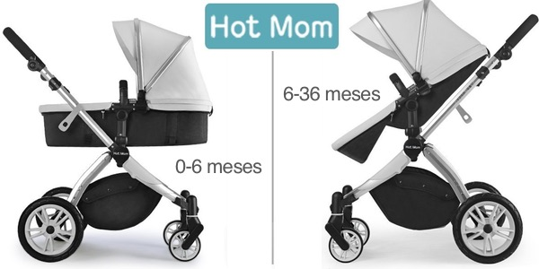 carro bebé tipo bugaboo cameleon barato