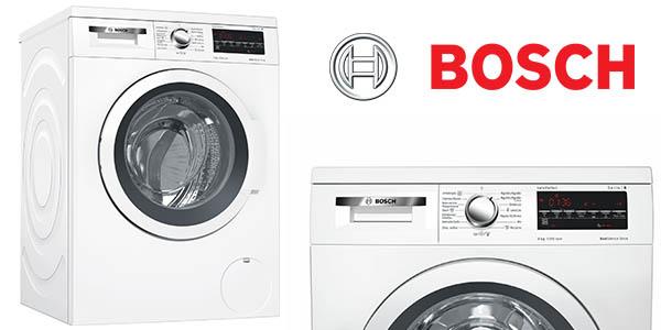 Lavadora de 8 kg Bosch WUQ24468ES barata