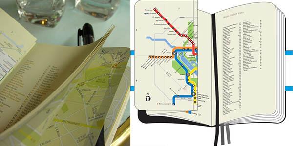 libretas de viaje Moleskine edición especial ciudades del mundo en oferta