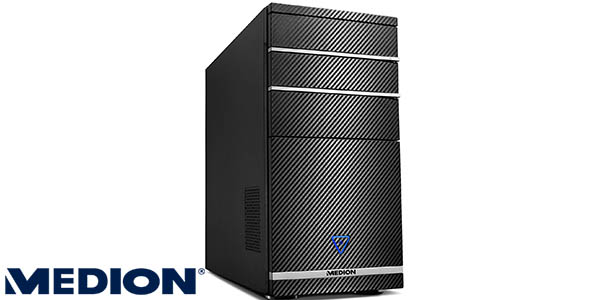 Medion Akoya P42008 (i3-8100,1TB + SSD 128GB)