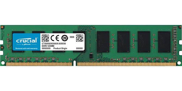 Memoria RAM Crucial CT102464BD160B de 8 GB DDR3 barata