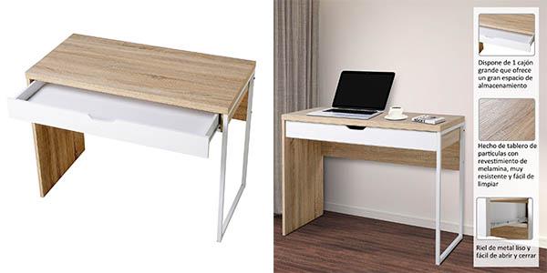 mesa escritorio para ordenador y trabajo grande y barata
