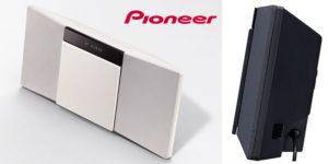 Microcadena Pioneer X-SMC02 con Bluetooth y mando a distancia en 2 colores barata
