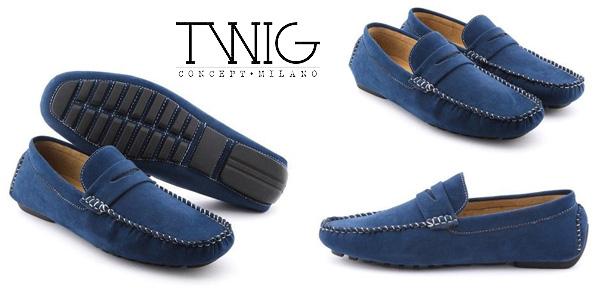 Mocasines Gianni Shoes en varios colores para hombre chollo en eBay