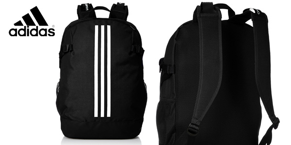Mochila unisex Adidas BP Power IV en color negro barata en Amazon