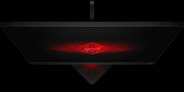 Monitor gaming HP Omen 27 LED QHD barato