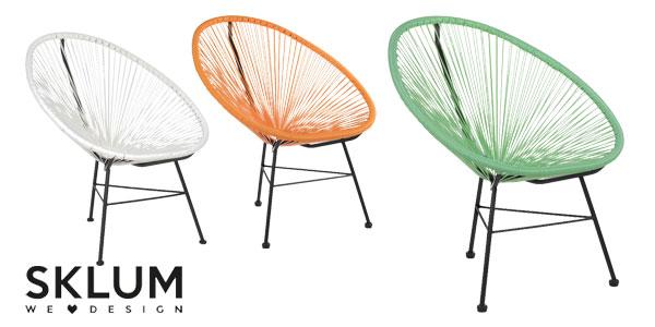 Pack de 2 sillas New Acapulco en muchos colores chollo en eBay