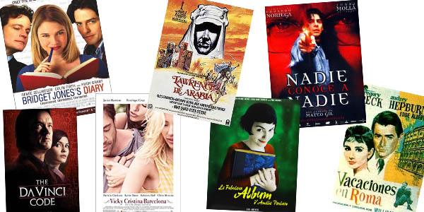 películas rodadas en países del mundo