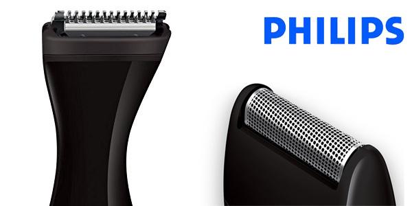 Recortador de vello facial Philips MG1100/16 para hombre chollo en Amazon