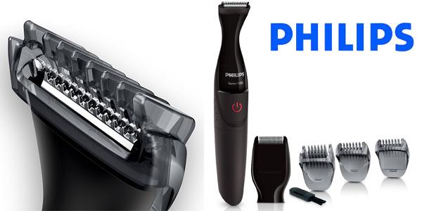 Recortador de vello facial Philips MG1100/16 para hombre barato en Amazon