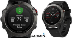 Garmin Fēnix 5 de 47 mm