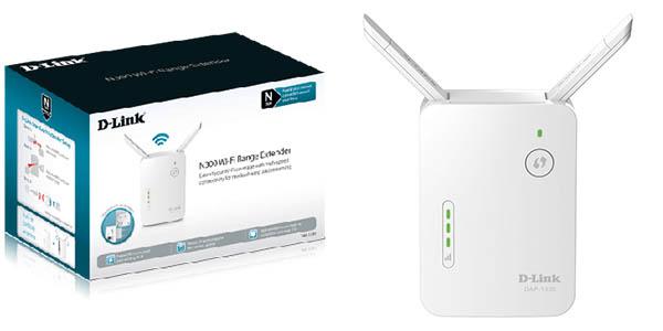 Repetidor WiFi D-Link DAP-1330 N300 con WPS