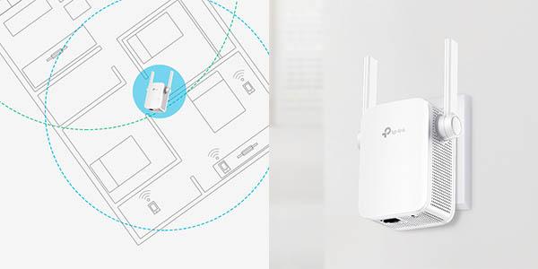 TP-Link N300 TL-WA855RE a 300 Mbps