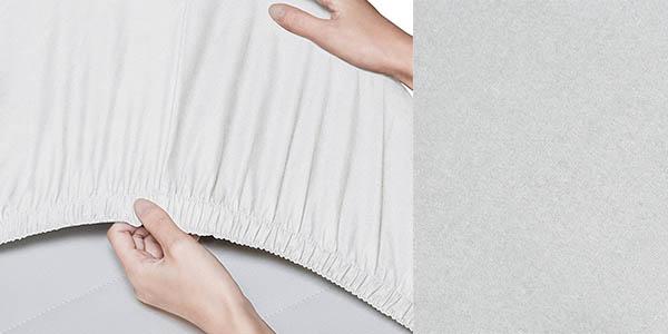 sábanas AmazonBasics para cuna en algodón pinzón de gran relación calidad-precio